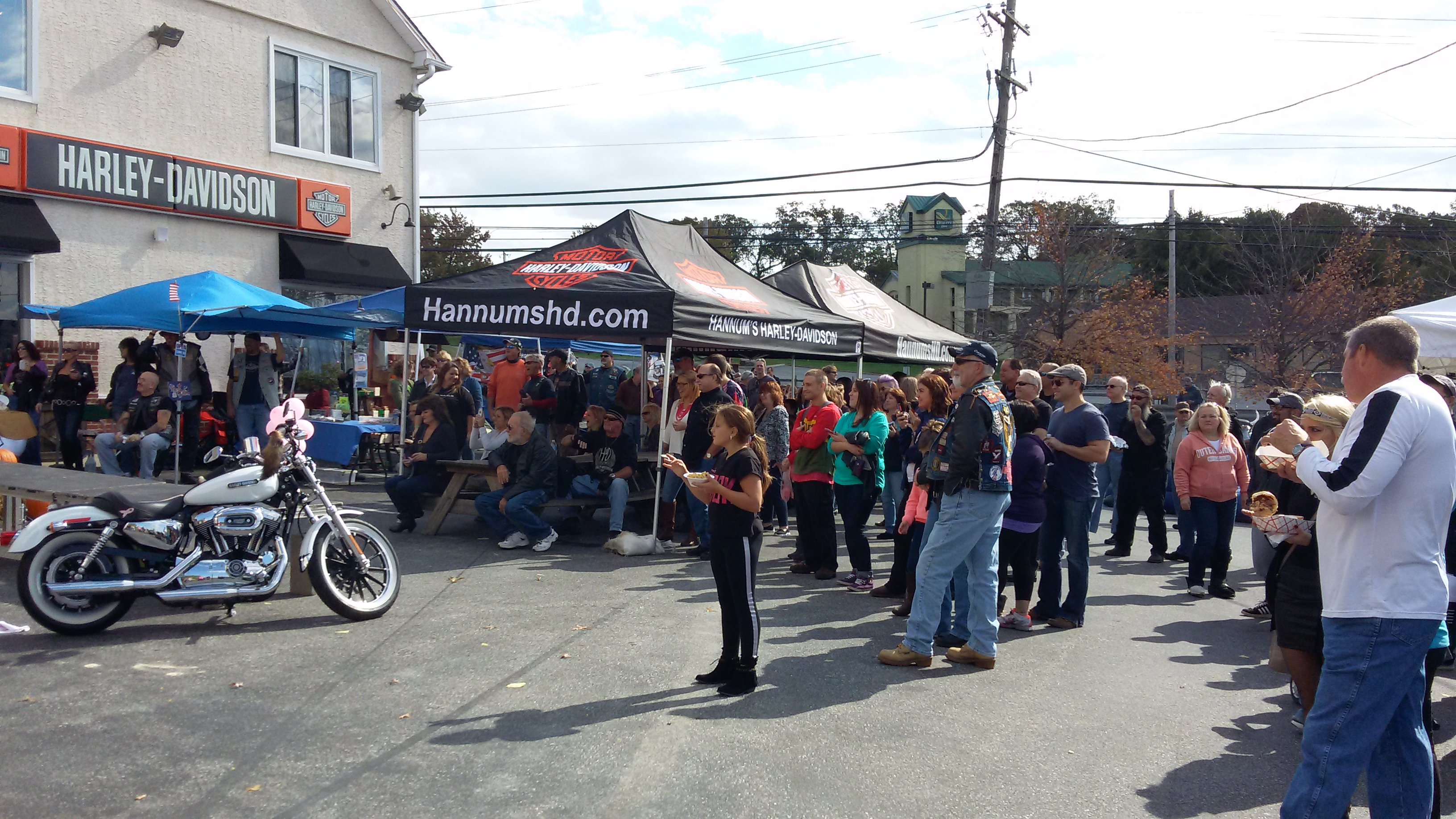 Octoberfest at Hannum's Harley-Davidson!!! | The Roguez
